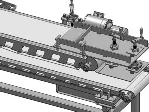 Flattening Conveyor