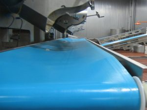 Troughing Conveyor