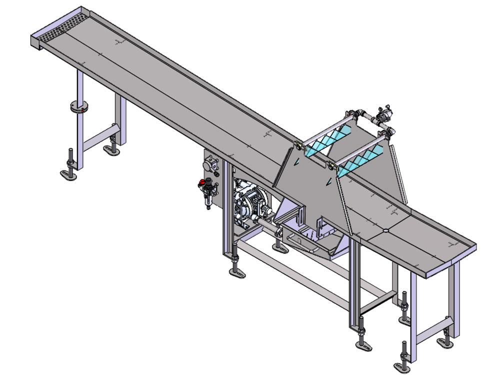 Decanting Conveyor